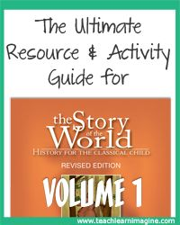This is the ULTIMATE guide to Resources and Activities for Story of the World Volume 1. I mean, everything is here!   And if you have more, email to add it! Awesome resource!