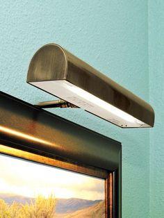 lighting on pinterest picture lights bookshelves and. Black Bedroom Furniture Sets. Home Design Ideas