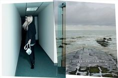 Theyskens' Theory Spring 2013 Ads