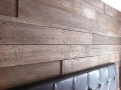 Barn Wood HourWall