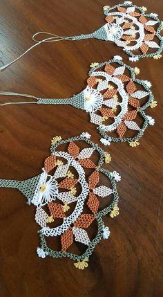 Needle Lace, Bargello, Lace Making, Butterfly Wings, Baby Dress, Jewelery, Crochet Necklace, Weaving, Earrings