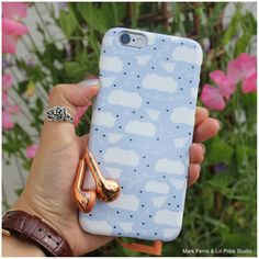 Head in the Clouds Phone case ( Mark Ferris Collection ) Youtuber Merch, Youtubers, New Iphone, Iphone Cases, Mark Ferris, Ipad Case, Ipod, How To Draw Hands, Lily