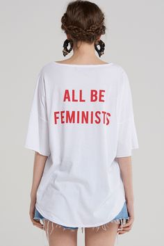 Vivi MeToo T-shirt Discover the latest fashion trends online at storets.com #fashion #ootd #tshirts #storetsonme