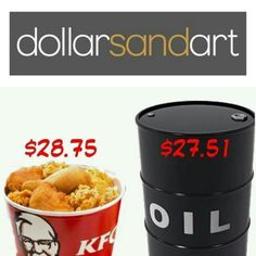 Slick finger lickin' #commodities