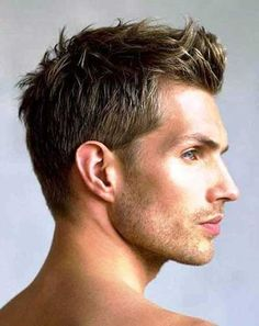 Men Short Hairstyle