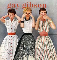 #Mode #Fashion #Vintage #Années50 #Années1950 #Fifties #1950s #50s #50 #1950's #Anos50 #Décadade50 #Décadade1950 #Década50 #GoldenYears #AnnéesDorées #AnosDourados #AñosDorados