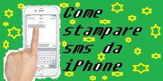 UNIVERSO NOKIA: Come fare per stampare gli sms da iPhone: tutorial...