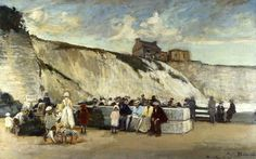 Black Rock, Brighton, East Sussex Jacques-Emile Blanche