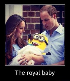 The Royal Baby.
