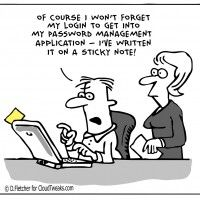 Cloud Technology Humor... Or truth. But no, we don't do this...