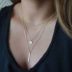 Multilayer Lariat Boho Style Necklace