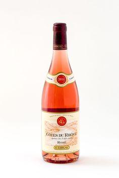 E. Guigal Cotes du Rhône  - Delish.com