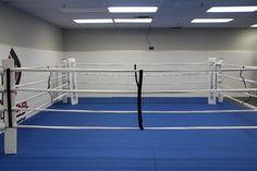 18'x18' Boxing Ring #FunkionalFitness #Oshawa #Boxing