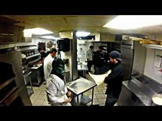 Chefs Doing the Harlem Shake