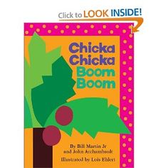 Chicka Chicka Boom Boom: Lap Edition