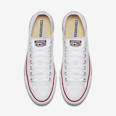 569ad33bcda Converse Chuck Taylor All Star Low Top Unisex Shoe Womens 9 White Low Top  Converse