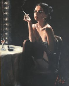 Fabian Perez art gallery, committed to offering great prices to the public. We specialize in Fabian Perez original paintings and limited edition prints. Fabian Perez, Pinup, Jack Vettriano, Pulp Art, Woman Painting, Erotic Art, Aesthetic Art, Figurative Art, Female Art