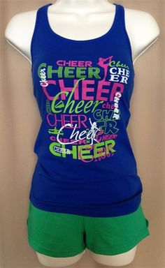 Youth Soffe Shorts Breanna Cute Cheer Practice