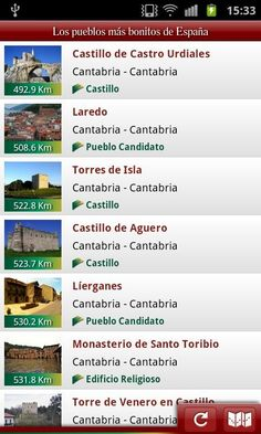 """DESCRIPTION: <br/><br/>""""The Most Beautiful Villages in Spain Association"""" <br/><br/>We finally have available the new application of """"The Most Beautiful Villages in Spain"""", where we approach to all of you a wonderful guide, not to carry too much than the phone and with which you can walk all over rural Spain and get lost in the most charming villages and interesting points. <br/><br/>""""The Most Beautiful Villages in Spain Association"""" describes some Spanish towns selected based on some…"""