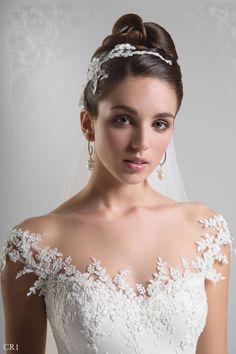 Abiti da sposa Roma; Anna Tumas Atelier »   Atelier Abiti Sposa Roma » Collezione Carrara