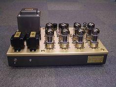 Miyajima Laboratory Model 2010 OTL power amp