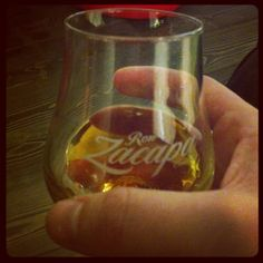 We too like Zacapa :D