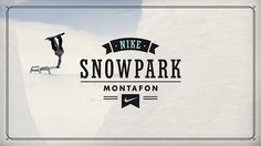 Nike Snowpark Montafon - Teaser Clip by Nike Snowpark Montafon. The gossip factory has worked overtime but now it´s official: for the first time ever there is a Nike Snowpark Nike, Teaser, First Time, Adventurer, Gossip, Snow, Sports, Ski Resorts, Alps