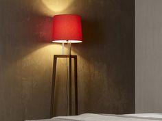 Wooden floor lamp | sixay furniture