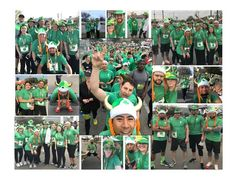 Huffines Health Team Members were Irish for the day as they participated in the St. Paddy's Day Dash Down Greenville 5K run/walk on Saturday, March 11, 2017.  The event was sponsored by Run On and benefited the North Texas Food Bank who provides meals for children, seniors and families in need.    A big thank you to all the participants who made this event a huge success:  Ashley Butterworth (RHCP), Rebecca Baker (Corp), Kayla Casperson (HCJDRP),  Jeff  and Wendy Campbell (Corp), Evan Deneau…