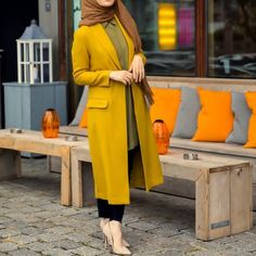 ZAFUL offers a wide selection of trendy fashion style women's clothing. Modest Fashion Hijab, Modern Hijab Fashion, Street Hijab Fashion, Casual Hijab Outfit, Hijab Chic, Hijab Dress, Abaya Fashion, Muslim Fashion, Fashion Outfits