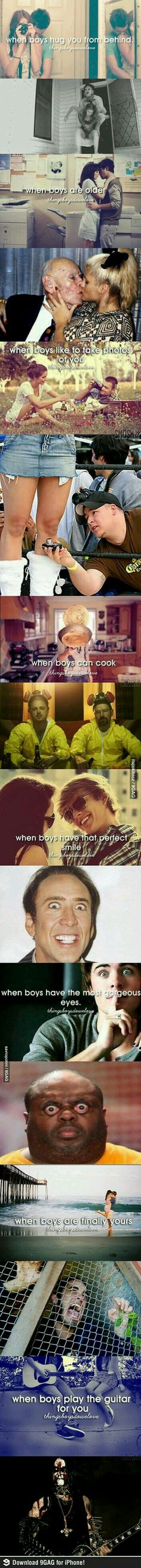 When Boys...