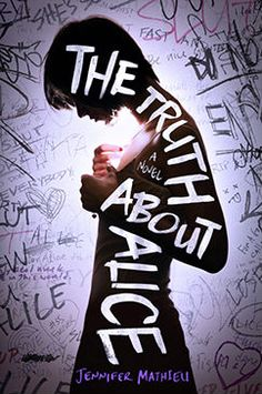 The Truth About Alice  June 3, 2014   Jennifer Mathieu   Alice is blamed for, popular football player, Brandon's death and is rumored to have slept with him at a party. Through this tragic turn of events Alice is left with only one friend.  But what is the truth about Alice?  #YA #2014 #mustread