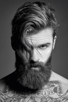 #Barbe Chic n°76