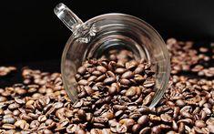 Zrnková Káva, Kávový Šálek, Pohár