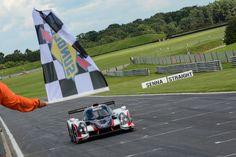 United Autosports win at Snetterton