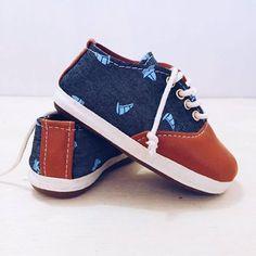 Baby boat shoes!   #hivishoes #babyboy #babyshoes #vegan #crueltyfree
