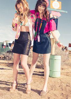Le lookbook printemps/été 2014 des Galeries Lafayette | Glamour
