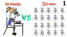勉強の効率を最大限に上げるために行うべき9つの科学的な方法 - GIGAZINE