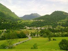 l'Aquitaine paysage est tres beau (Pyrénées-Atlantiques)