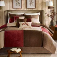 Maddox 7-pc. Comforter Set JCP