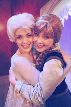 Frozen - Anna  Elsa