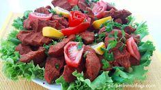 Etsiz Çiğ Köfte Tarifi-Çiğköfte Nasıl Yapılır-Yemek Tarifleri-Gurbetinmutfagi - YouTube