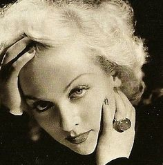 Carole Lombard,  love her story