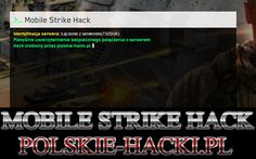 Jest i on - jedyny dziełający i bezpieczny Mobile Strike hack, który dostarczy Ci szczęścia na wiele dni, miesięcy  a nawet lat. Wiesz czemu? Jest ciągle aktualizowany co równa się ze będzie działał niezależnie od aktualiacji serwerów MS!