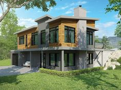 50 Best Multi Generational House Plans Images In 2020 House Plans House House Styles