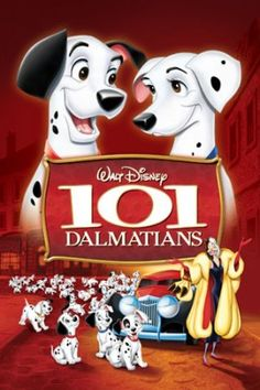 Review of the #Disney movie 101 Dalmatians