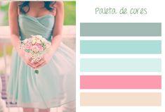 paleta de cores casamento 01