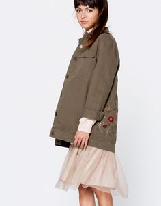 urban classics Ladies Satin Bomber Jacket babyblue bei