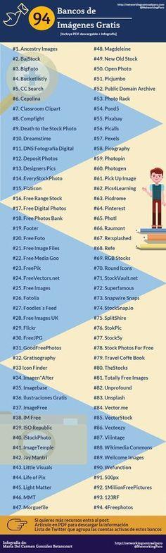 Bancos de Imágenes Gratis para descargar fotos libres de derechos