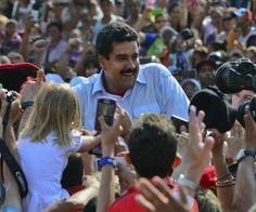 Maduro gana las elecciones en Venezuela